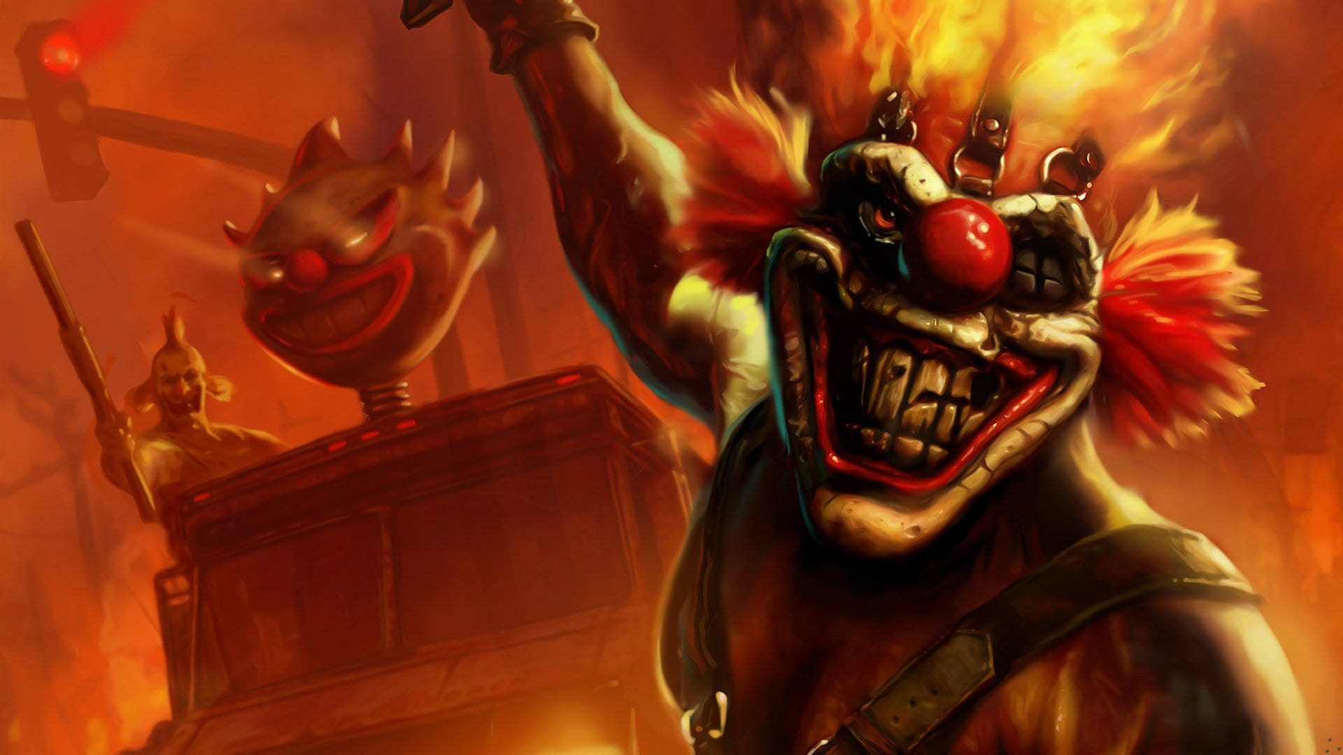 Twisted Metal: una serie in produzione con Will Arnett come Sweet Tooth?