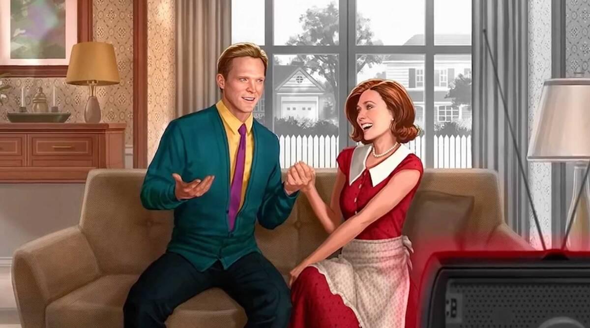 WandaVision: nuove immagini dal sesto episodio della serie Disney+