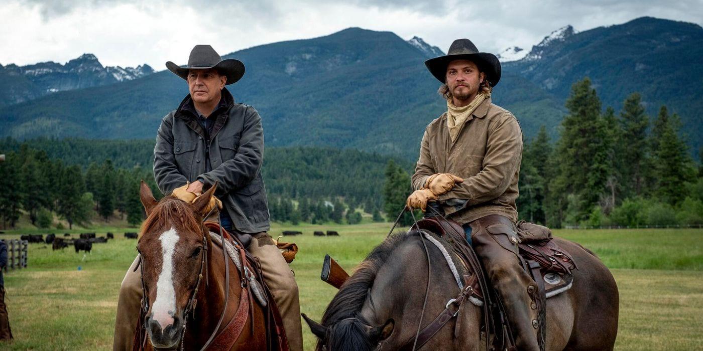 Yellowstone: una serie prequel con il co-creatore Taylor Sheridan