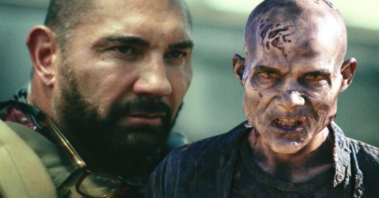 The Walking Dead: Dave Bautista voleva partecipare alla serie come zombi