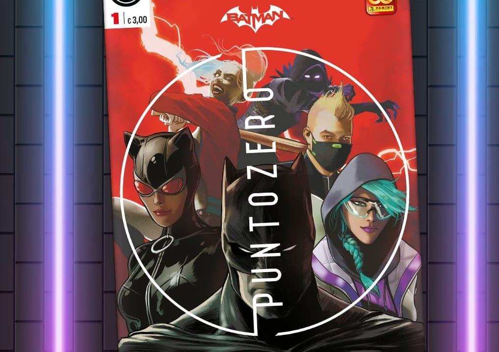 Batman/Fortnite: Panini DC Comics annuncia il crossover a fumetti