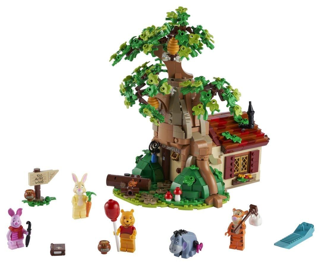 LEGO Ideas Winnie The Pooh: annunciato ufficialmente il set 21326 dedicato al famoso orsetto