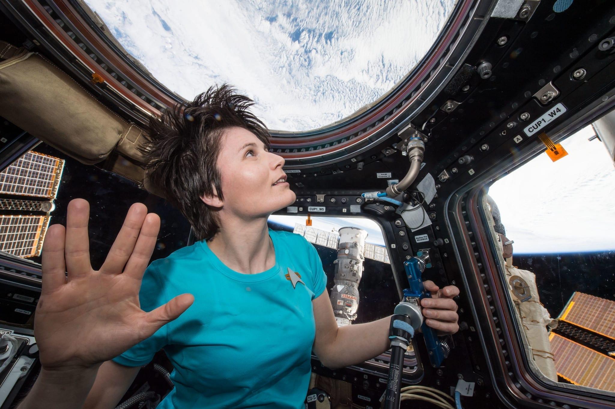 Samantha Cristoforetti: #Astrosamantha per la seconda volta in viaggio verso la ISS