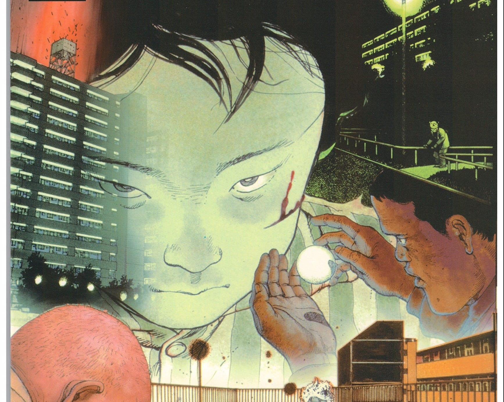 David Lynch provò a fare un film sul manga Domu di Otomo