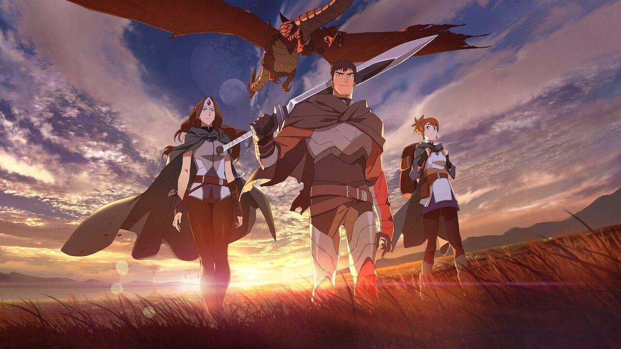 DOTA: Dragon's Blood, trailer dell'anime in arrivo il 25 marzo su Netflix