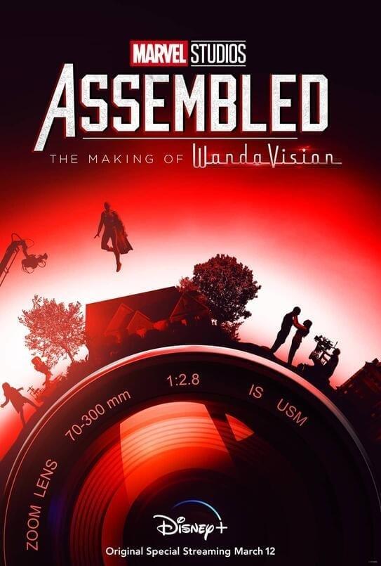Assembled: The Making of WandaVision arriverà il 12 marzo su Disney+