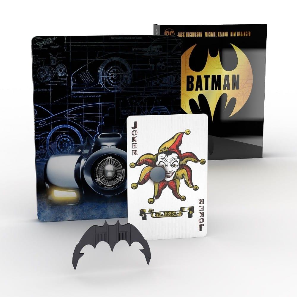 Batman: in arrivo la Titans of Cult Edition del film di Tim Burton