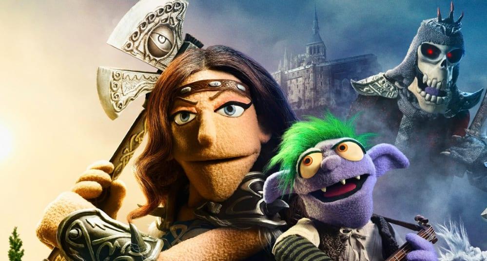 The Barbarian and the Troll: il trailer della serie Nickelodeon