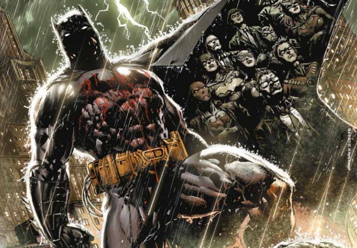 Batman: Eternal, la saga torna a luglio in formato Omnibus