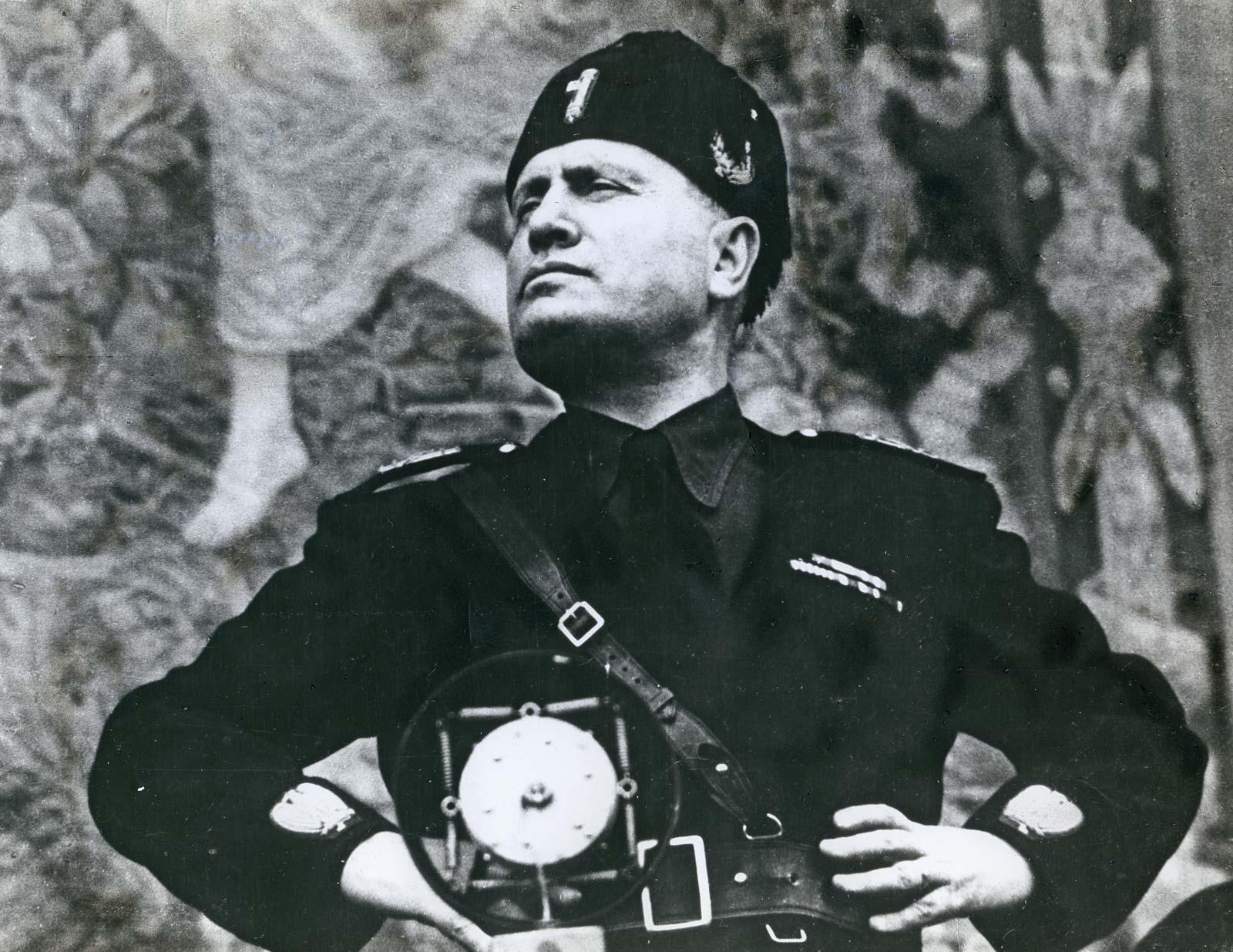 Benito-Mussolini history channel