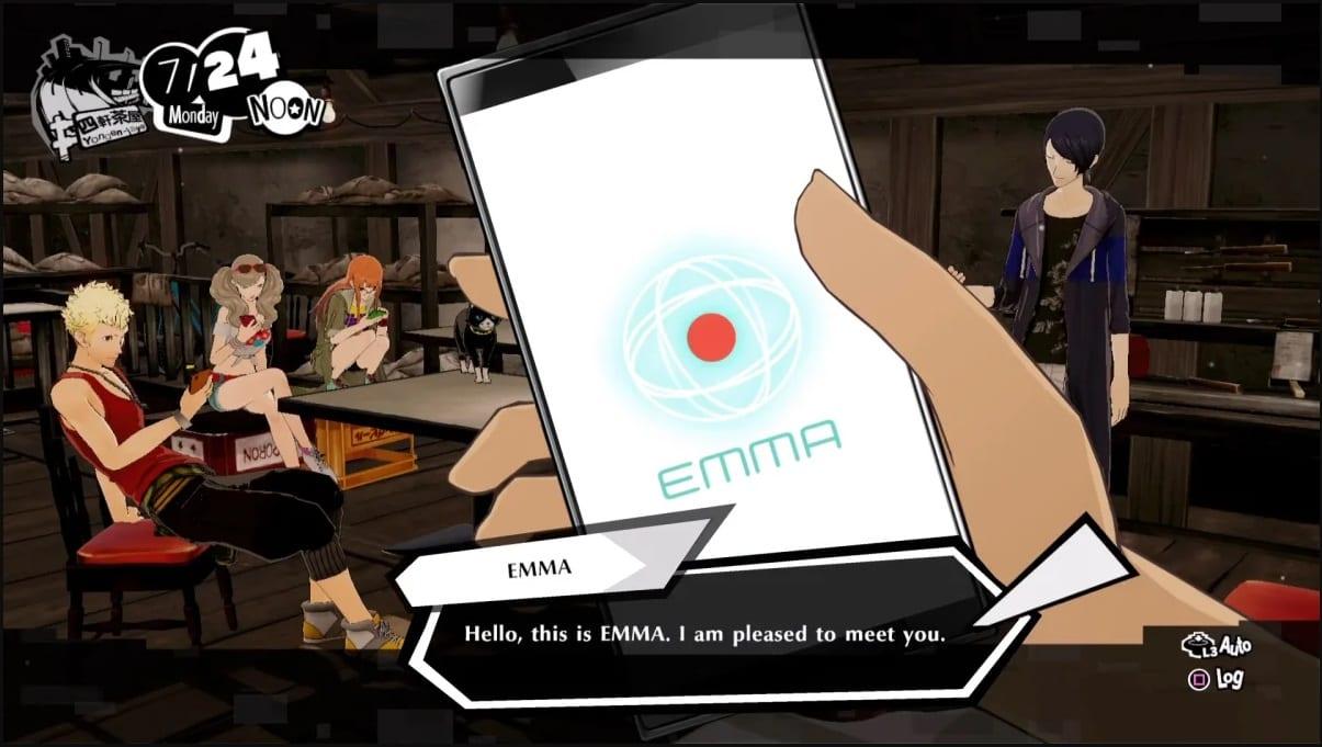 Siri - Emma