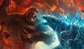 Godzilla vs Kong: un nuovo poster con lo scontro nell'oceano