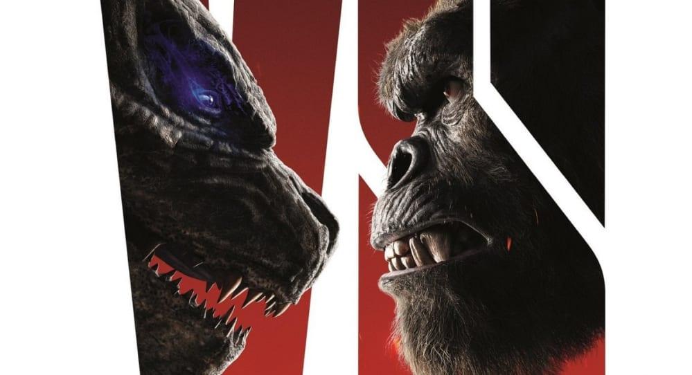 Godzilla vs Kong: nuovo poster del monster movie in arrivo a fine marzo