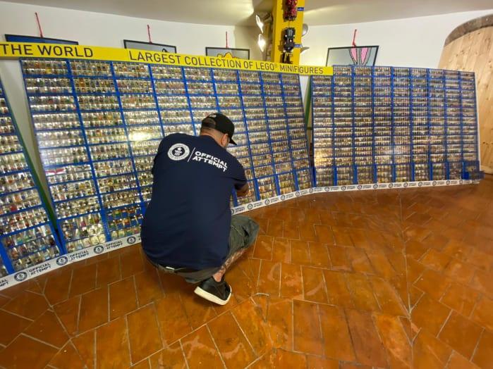 LEGO e Guinness World Record