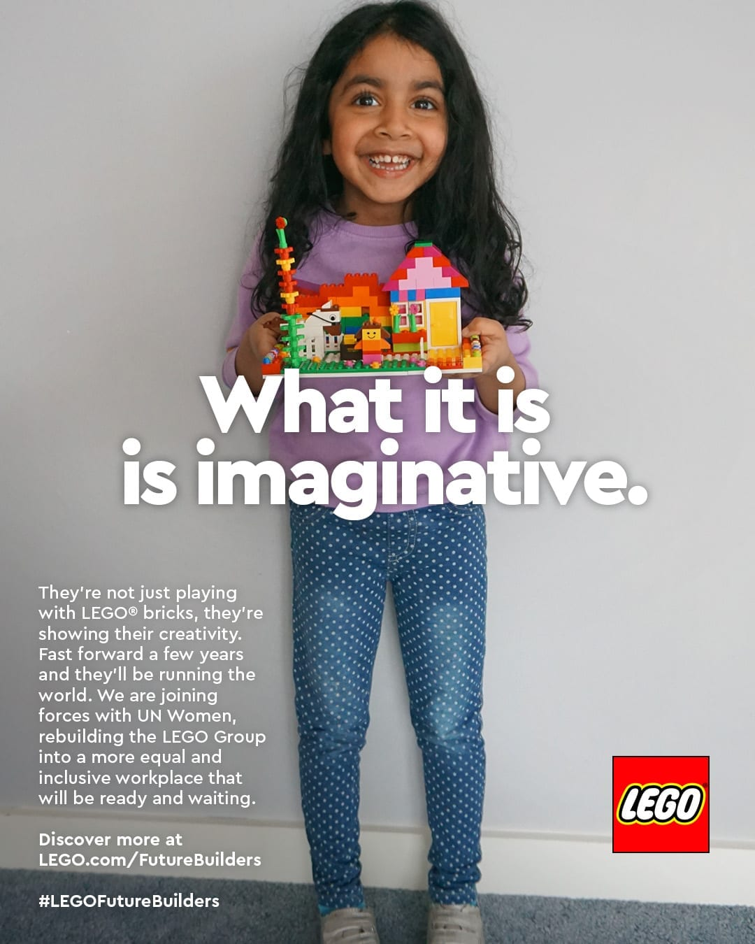 LEGO e la festa della Donna