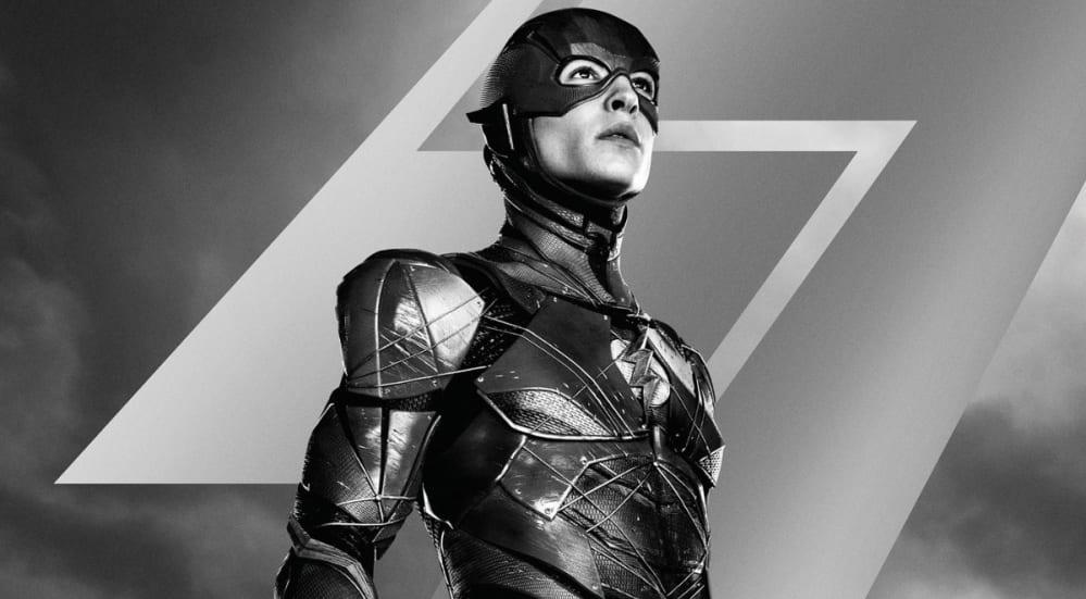 Justice League Snyder Cut: nuova clip e poster dedicati a Flash