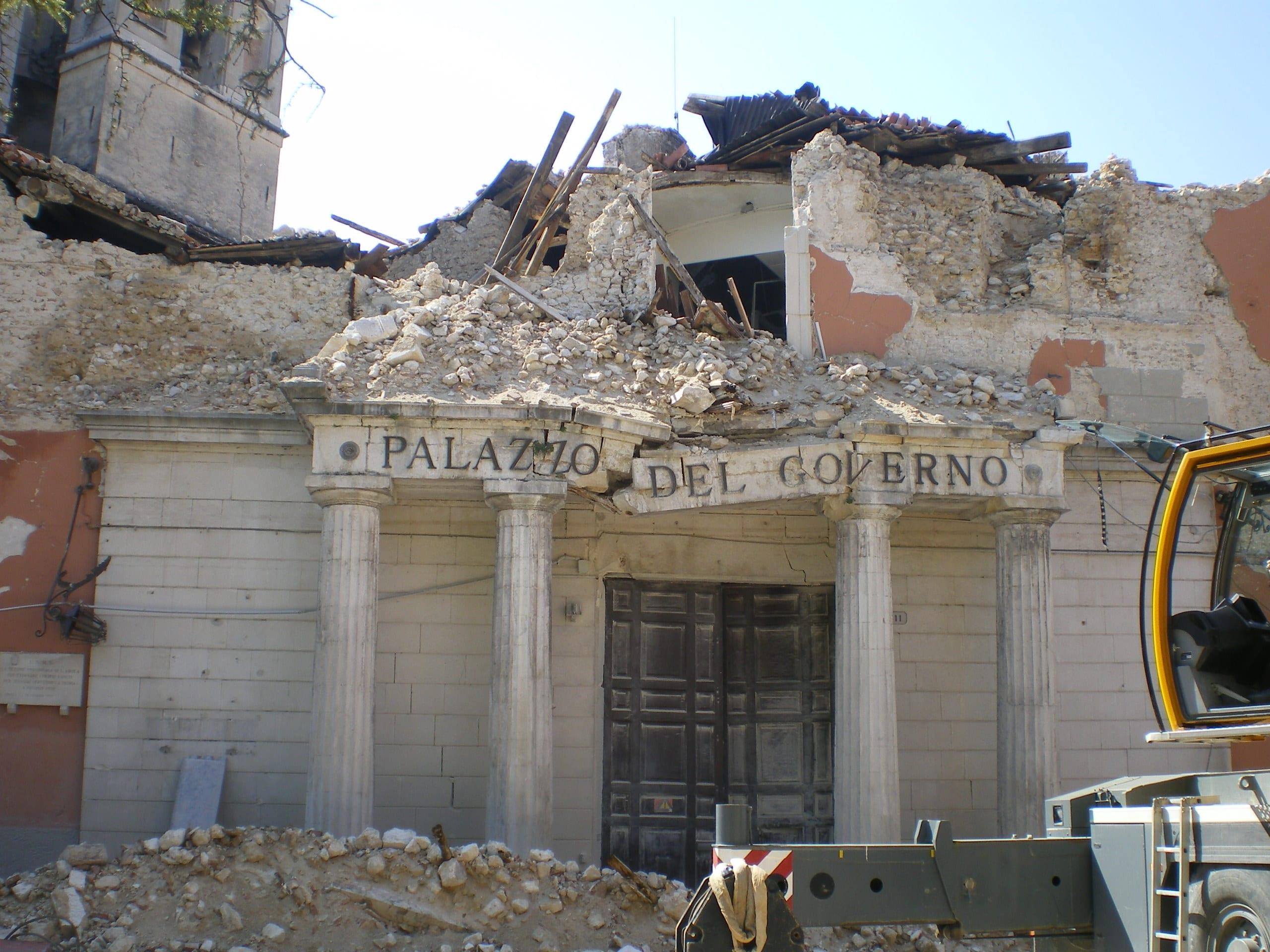 L'Aquila_eathquake, history channel