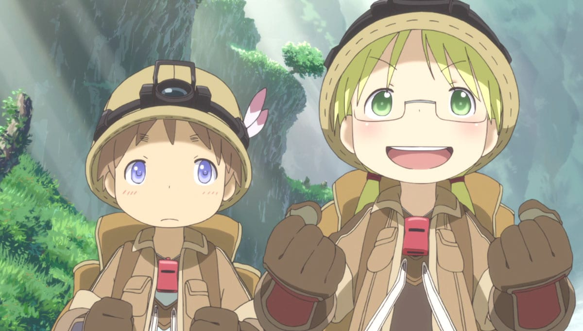 Made In Abyss: l'anime arriva in DVD e Blu-ray