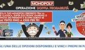 Monopoly Doppia Probabilità: il gioco da tavola ti premia, l'iniziativa a sostegno delle PMI italiane