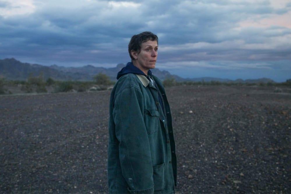 Nomadland: il film arriverà in streaming e (forse) al cinema