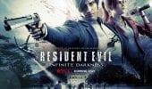 Resident Evil Infinite Darkness trama e Poster