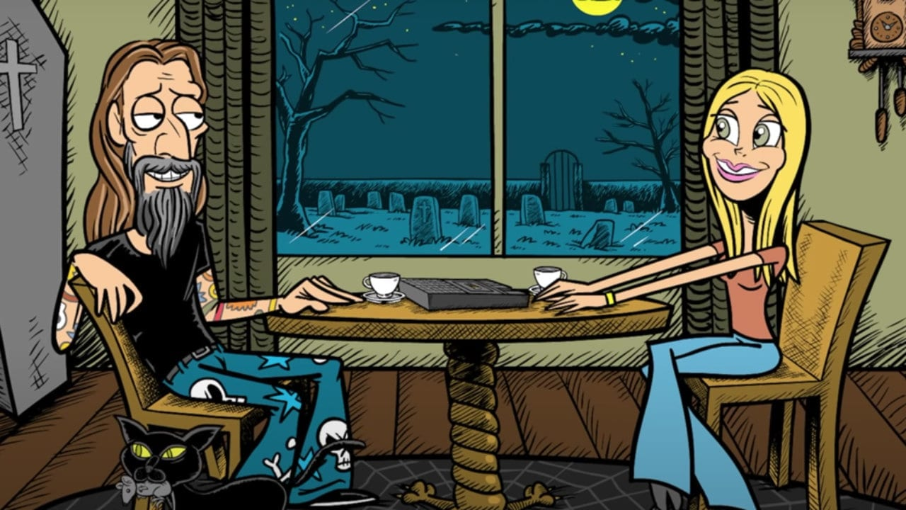 Rob-and-Sheri-Moon-Zombie-Animated