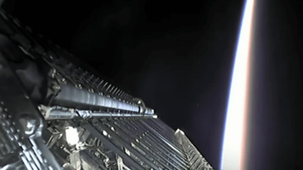 Starlink: la ventesima missione con altri 60 satelliti in orbita
