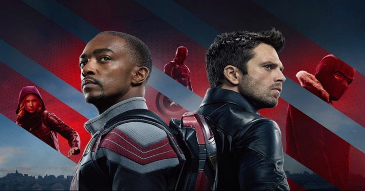 The Falcon and The Winter Soldier: nuovo clip della serie Marvel