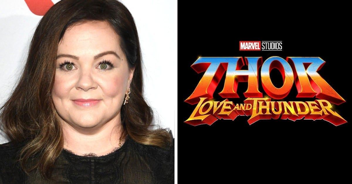Thor: Love and Thunder, svelato il ruolo di Melissa McCarthy