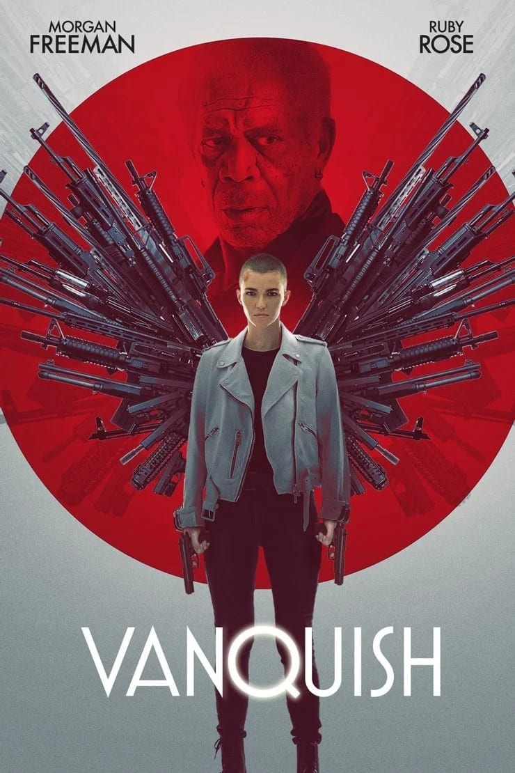 il poster di Vanquish