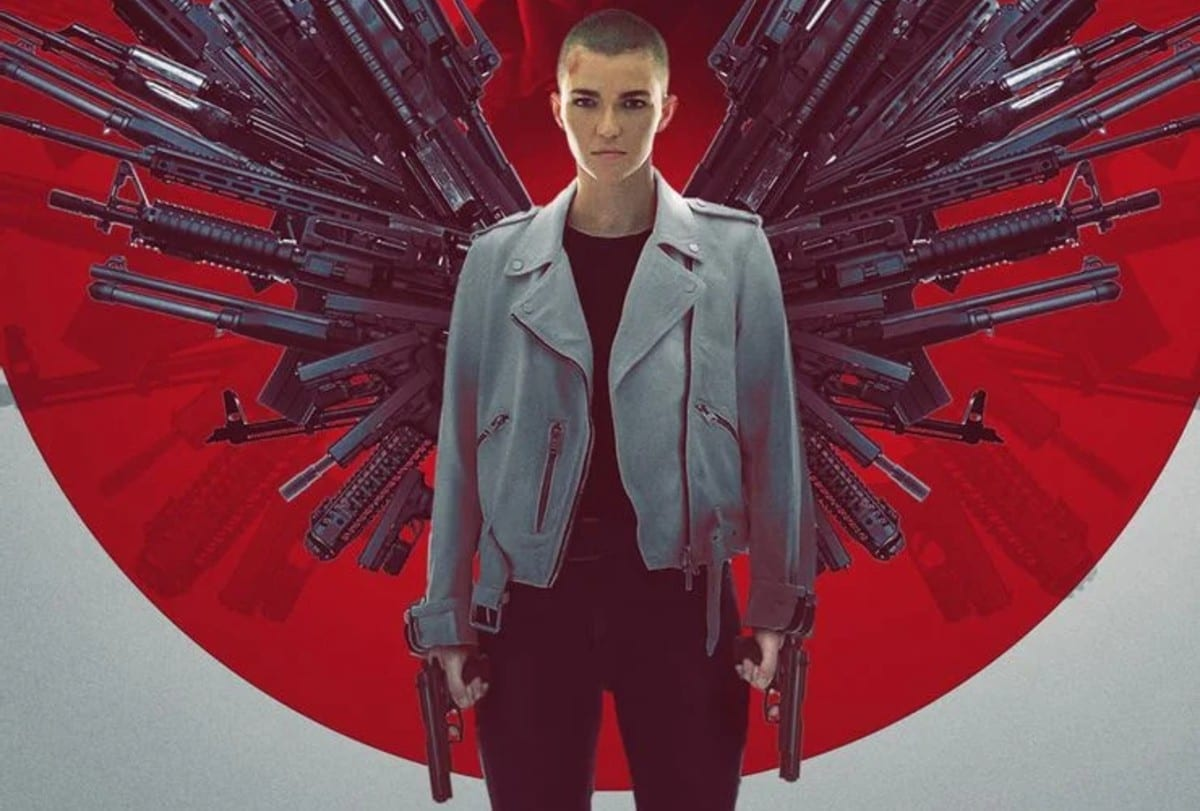 Vanquish: trailer e poster dell'action con Ruby Rose e Morgan Freeman
