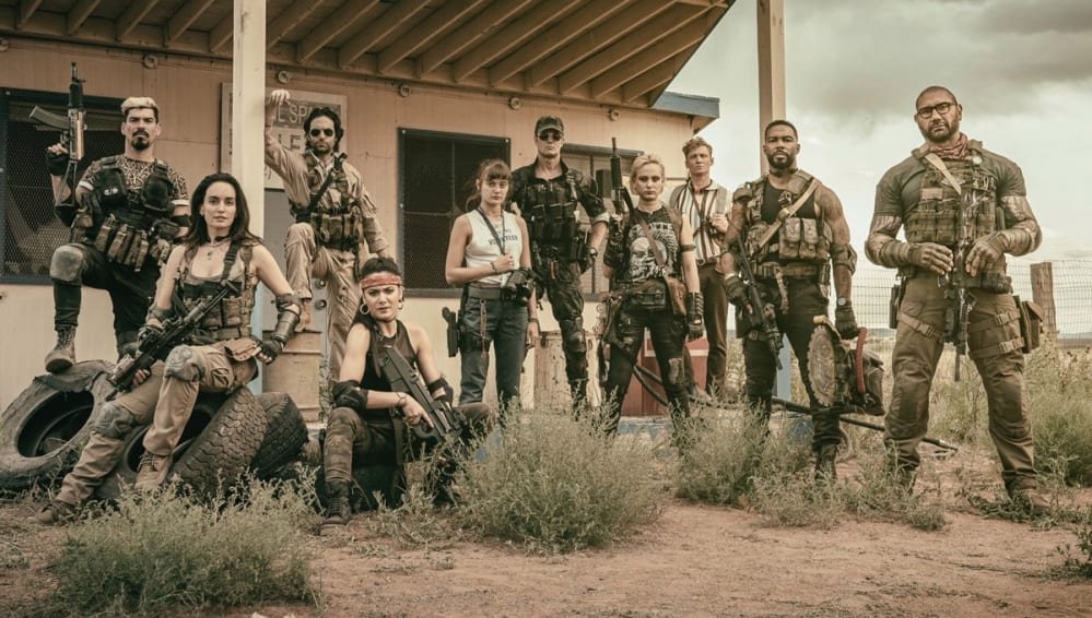 Army of the Dead: nuova immagine dello zombie movie di Zack Snyder