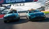 Aston Martin, la Vantage diventa Safety Car ufficiale della Formula 1