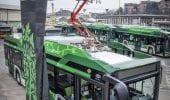 Autobus elettrici, a Milano debuttano le stazioni di ricarica di nuova generazione