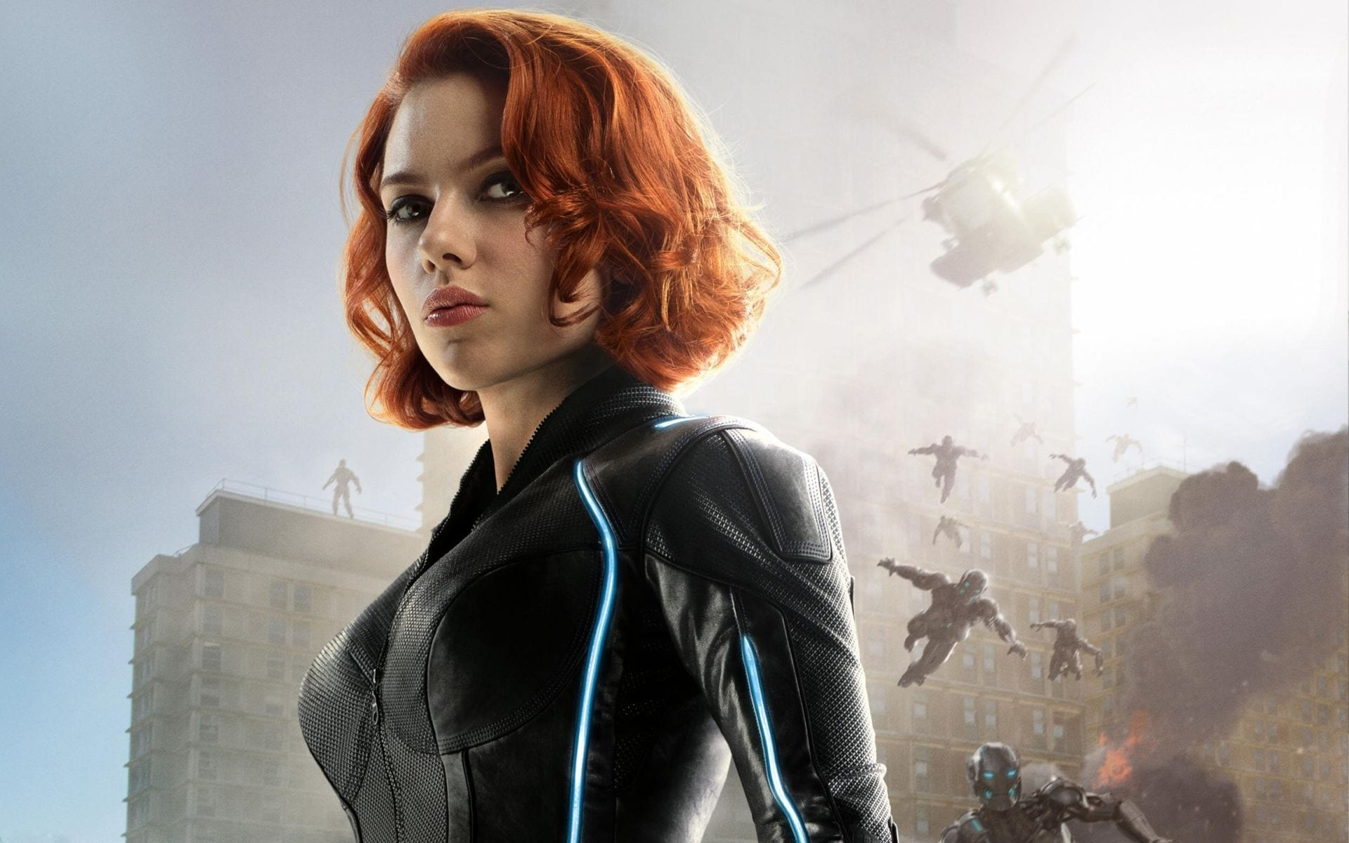Black Widow data di uscita