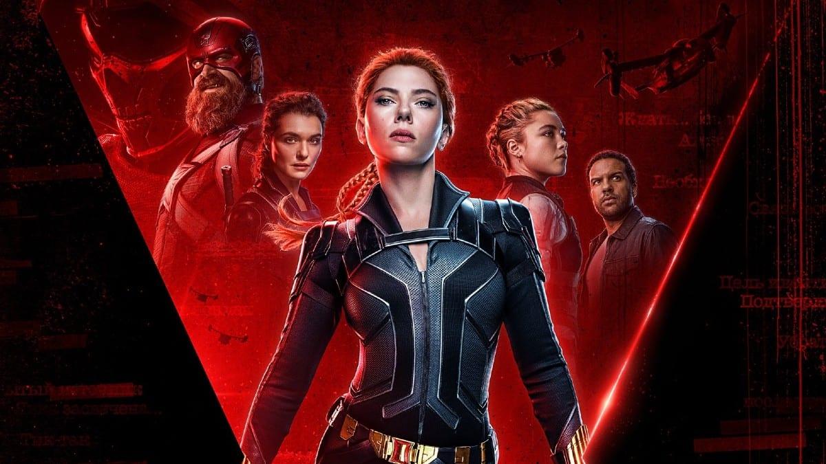 Black Widow: nuove immagini del cinecomic Marvel