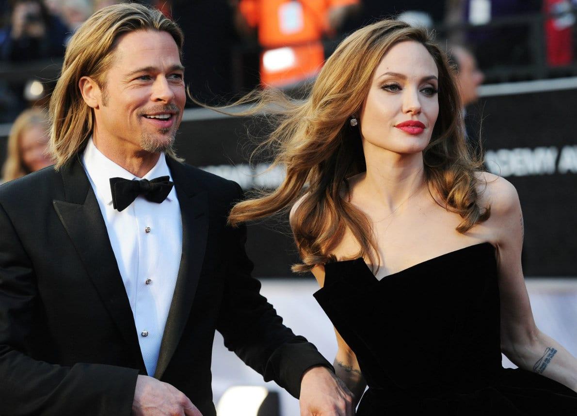 Brad Pitt, Angelina Jolie e il figlio Maddox contro il padre