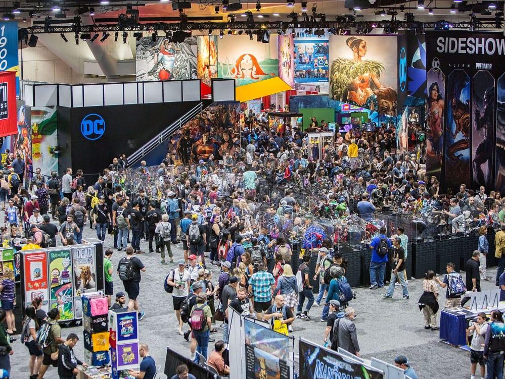 Comic-Con 2021 rinviato