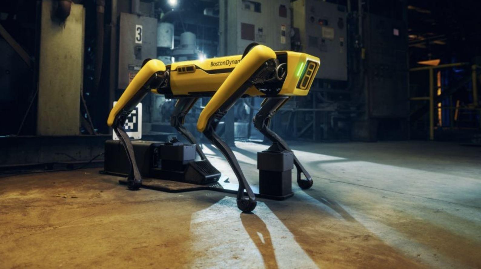Boston Dynamics: Spot è stato abbandonato dalla polizia di New York