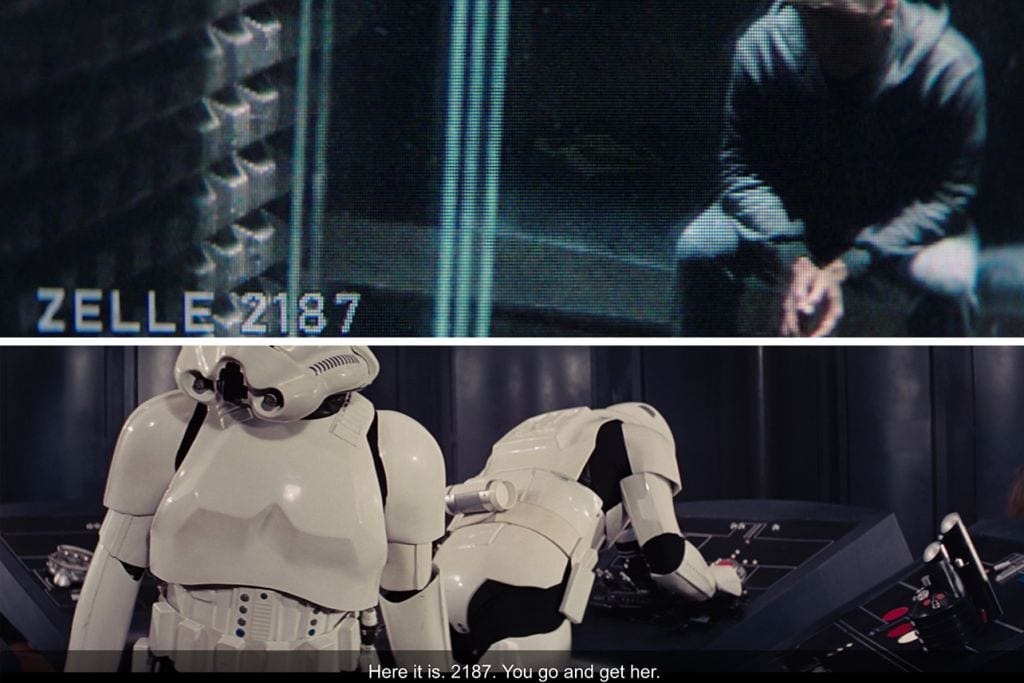 easter egg del secondo episodio di Falcon and The Winter Soldier - 2187