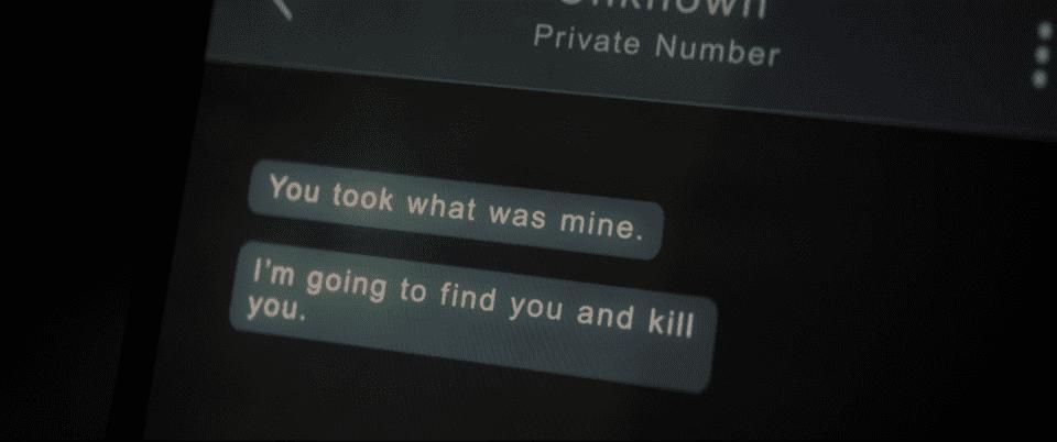 easter egg del secondo episodio di Falcon and The Winter Soldier - power broker message