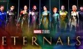 Eternals: le magliette ufficiali mostrano i Devianti e i Celestiali del film Marvel