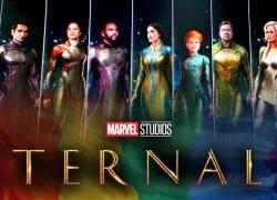Eternals: magliette Devianti e Celestiali