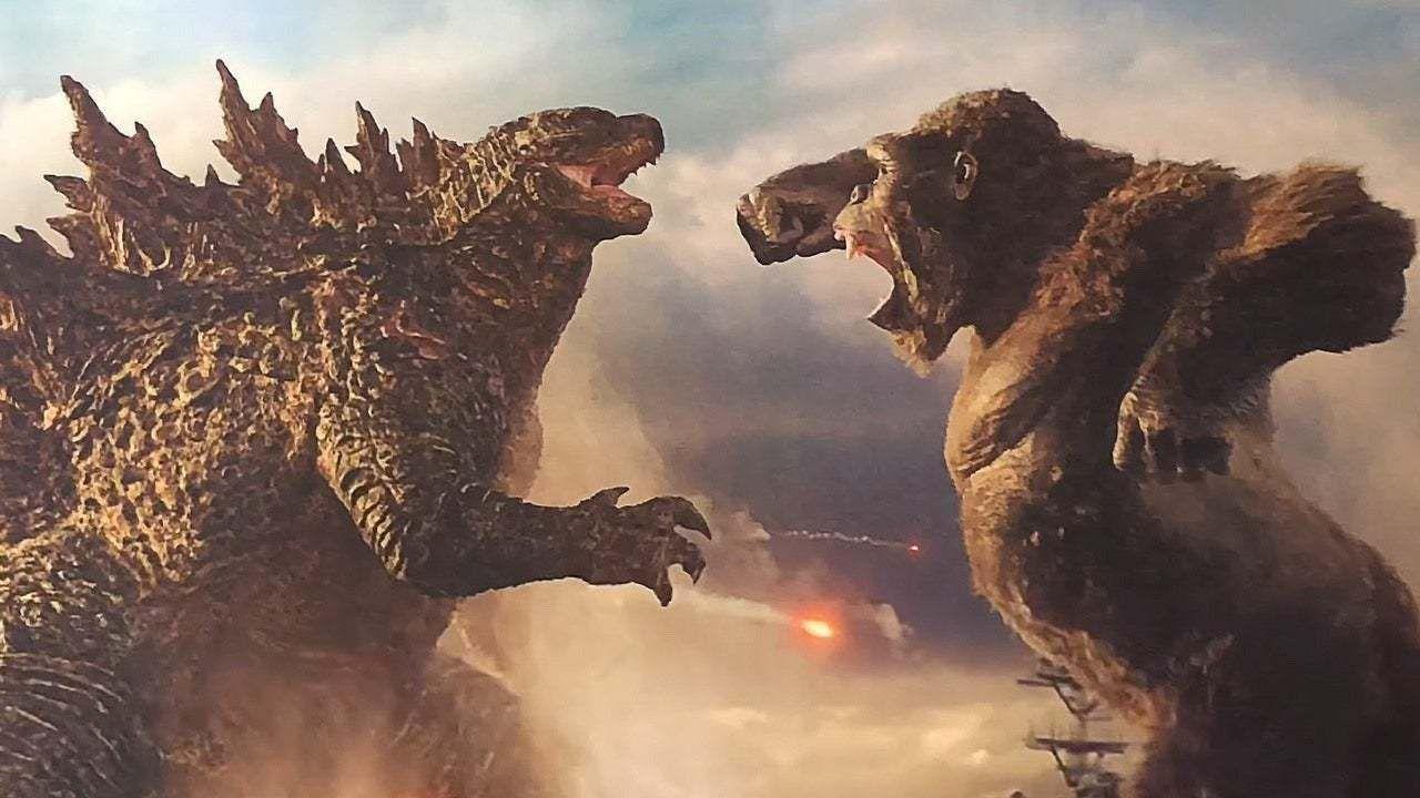 Godzilla vs Kong: lo scontro finale nei nuovi poster