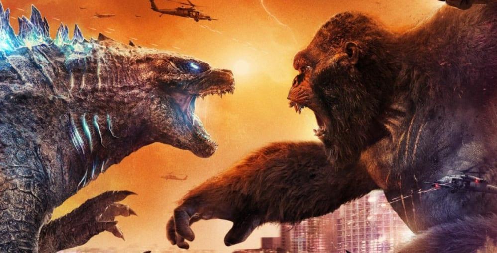 Godzilla vs. Kong: nuovi spot TV del monster movie in arrivo a fine marzo