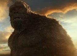 Godzilla vs Kong poster cinesi