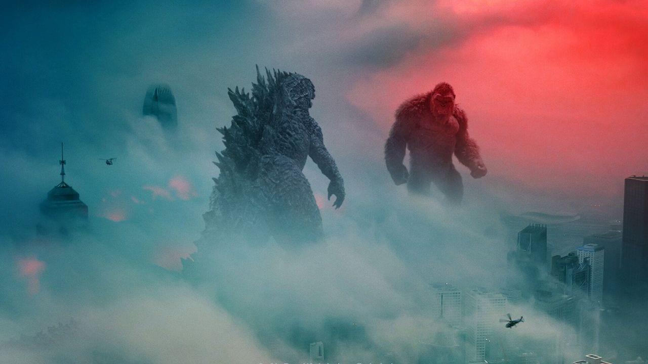Godzilla vs Kong recensioni negative