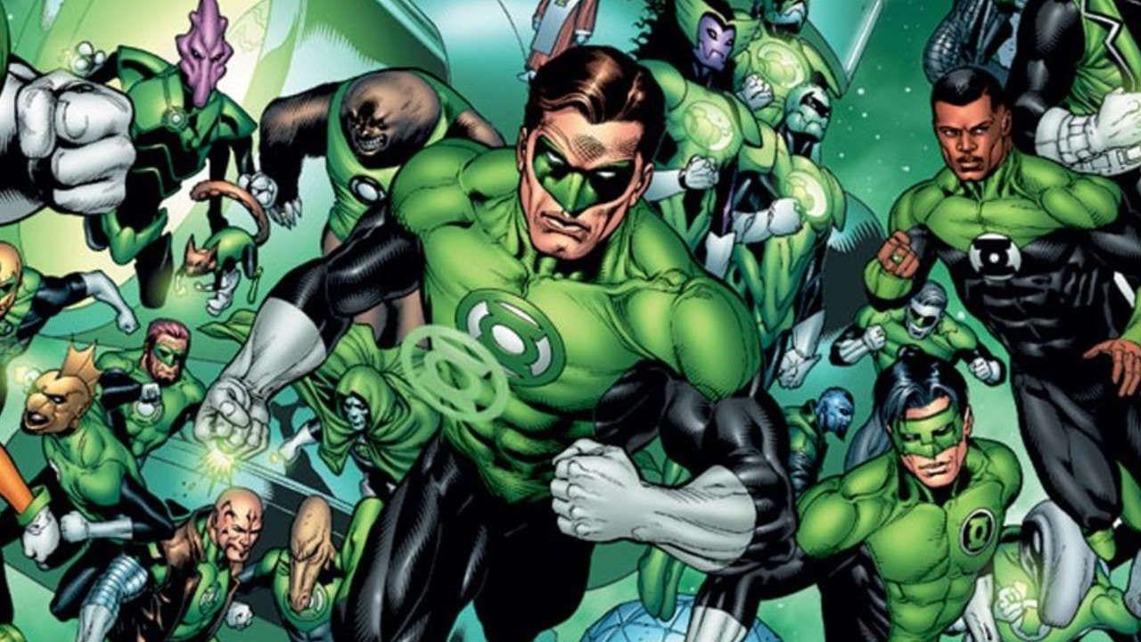 Green Lantern: la serie tv entra in produzione ad aprile per HBO Max