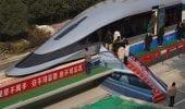 """La Cina ha presentato un treno maglev da 620Km/h: """"operativo nei prossimi anni"""""""