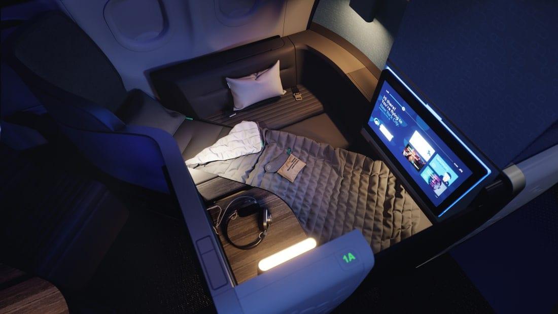 JetBlue Mint Studio: la nuova frontiera delle suite ad alta quota